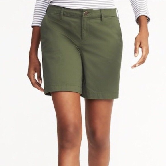 dd9e8bddf9f Mid-Rise Everyday Shorts For Women - 7 inch inseam
